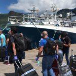 Los atuneros de OPAGAC consigue relevar a las tripulaciones del Indico