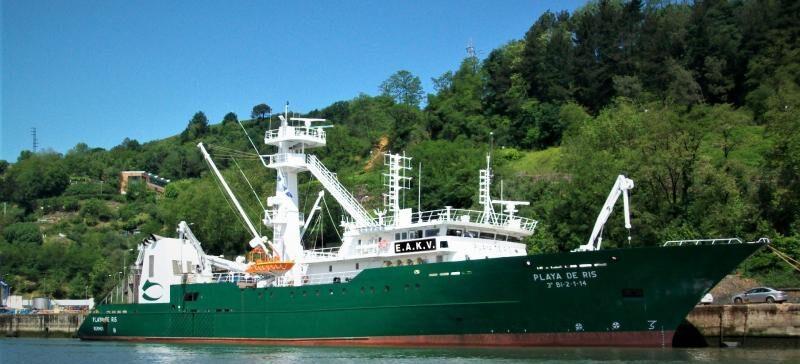 La pesca del rabil de la flota de ANABAC entra en proceso de evaluación para certificarse con MSC