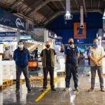 El comercializador de pescado en origen, esencial a lo largo de la pandemia
