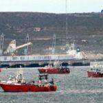 Argentina preocupada por la inactividad de la flota congeladora