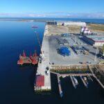 El Puerto de A Coruña avanza hacia la modernización con la ampliación del muelle