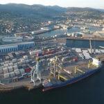 El Puerto de Marín invertirá 35 millones  para mejorar su calado y prolongar el muelle comercial