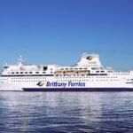 Brittany Ferries presenta nuevo buque para conexiones entre Reino Unido y España