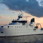 Freire tiene a punto de finalizar el buque oceanográfico Bélgica