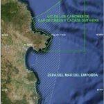 El litoral marítimo