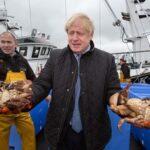 """Los pescadores británicos se sienten """"abandonados del perjudicial acuerdo pesquero"""""""