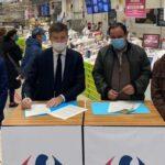 Carrefour alcanza 12 acuerdos pesqueros con lonjas de pescado
