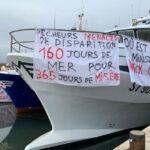 Movilizaciones en Francia contra el Plan de Pesca del Mediterráneo