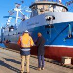 Astilleros Armon ha botado el Ponta Macalonga, para Nueva Pescanova