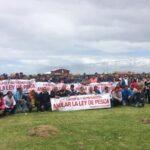 Pescadores artesanales de Chile piden la eliminación del arrastre en todas las pesquerías