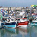Pescadores españoles y portugueses confinados en La Rochelle